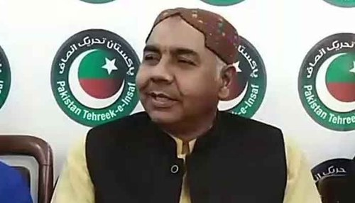 SHC allows PTI's Saifullah Abro to contest Senate polls