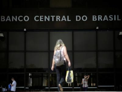 Brazil bank lending spreads widen to 23.4pc points in January: central bank