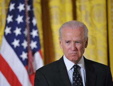 Biden says US will hold Russia accountable over Crimea