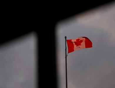 Canada budget deficit swells to C$248bn over first nine months of 2020/21