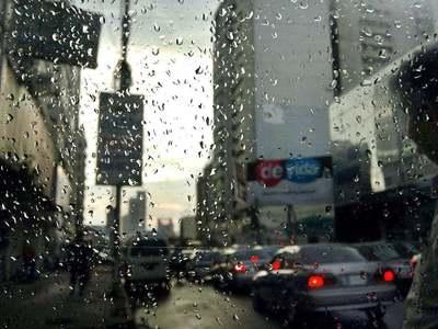 Light rain likely today