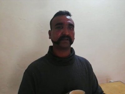 'I see no reason for us to continue with any kind of hostilities,' says Abhinandan about India-Pakistan conflict