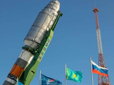 Russia launches its first Arctic monitoring satellite
