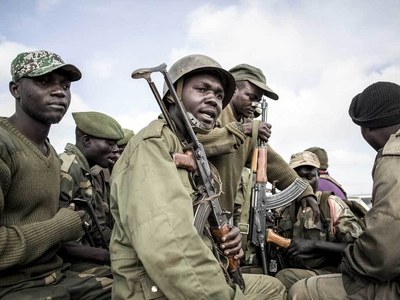 Militia raids in eastern DR Congo kill 10 civilians: army