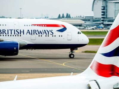 Virus-hit airline giant IAG dives to 6.9bn euro loss