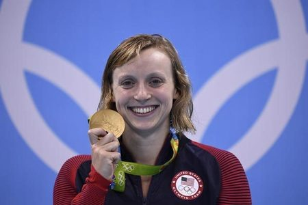 Ledecky eyes 1500m free Olympic first at 'different' Tokyo Games