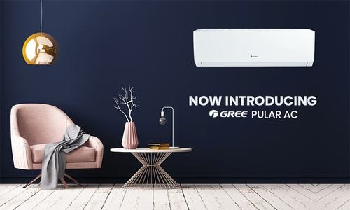 GREE unveils another masterpiece in its AC range: Pular AC