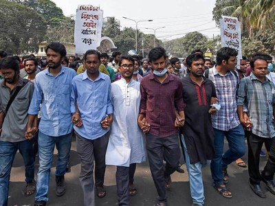 New Bangladesh protests as UN calls for overhaul of security law