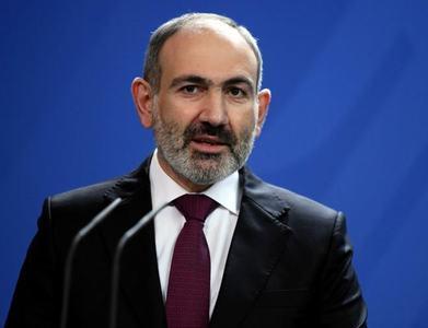 Armenians barge into govt building to demand PM's exit