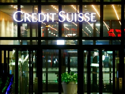 Credit Suisse suspends supply chain finance funds