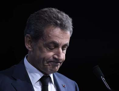Former French president convicted for corruption