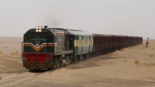 Freight train between Pakistan & Turkey to resume operations on March 4