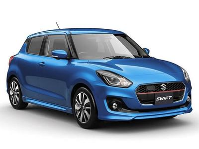 Suzuki to introduce new Swift latter this year: report