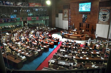 Brawl disrupts Sindh Assembly session