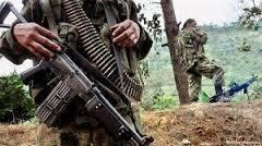 Ten FARC guerillas killed in Colombia military bombing: government