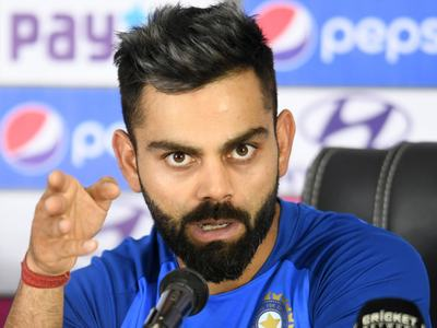 Kohli says 'too much noise' about Test spin pitches