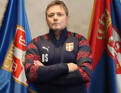 Stojkovic takes over as Serbia coach