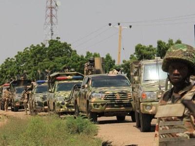 Six dead in jihadist attacks in northeast Nigeria: aid groups