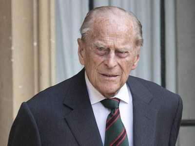 Queen's husband Prince Philip 'slightly improving': Camilla