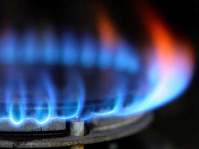 US NYMEX natgas average daily futures fall, options rise in February