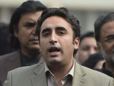 Bilawal vows to elect Gilani as Senate chairman