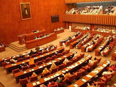 Newly elected Senate members to take oath on March 12