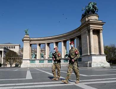 Hungary toughens COVID-19 lockdown to curb 'very strong' third wave