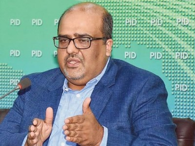 Opposition's talks about vote of no confidence, a misconception: Shahzad