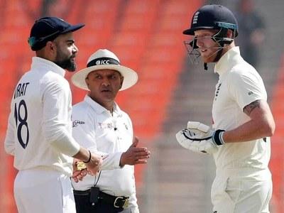 'Nothing untoward', says Stokes on showdown with Kohli