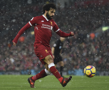 Salah was feeling the intensity, Klopp says after Chelsea defeat