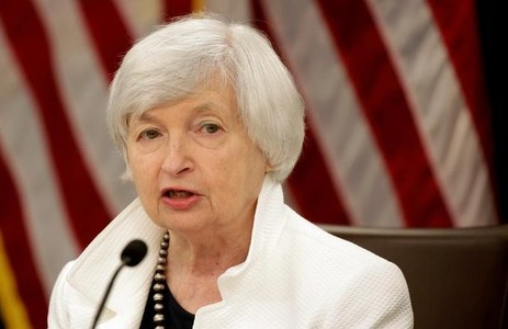 Yellen says higher Treasury yields signal recovery, not inflation