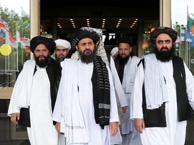Taliban says met with US envoy in Doha