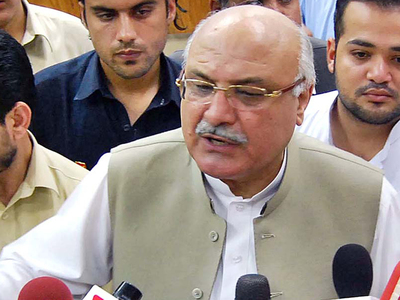 Hafeez's defeat termed no confidence against govt, PM