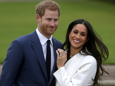 Royal row reaches a head as Harry and Meghan speak to Oprah