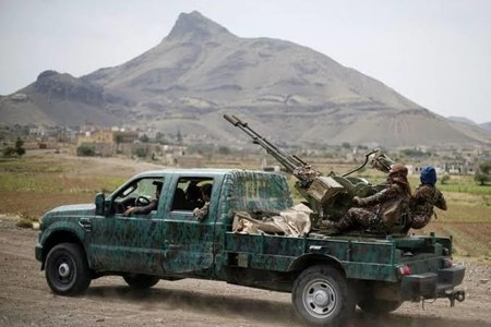 Yemen's Houthis say they fire missiles, drones at Saudi oil, military facilities
