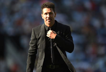 Simeone regrets Atletico's failure to see out derby win