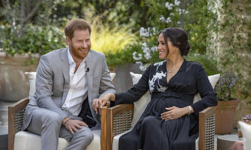 Racism and suicidal thoughts: Meghan and Harry explain royal rift