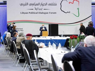 Libya PM urges parliament to vote for new cabinet
