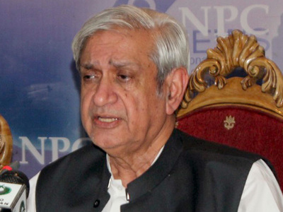 Gov raises Kashmir issue in UN always: Fakhr Imam