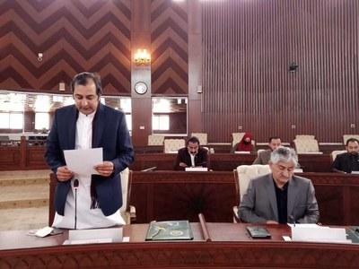Gilgit-Baltistan Assembly adopts resolution demanding interim provisional status for the region