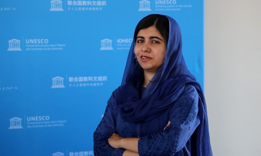 Malala partners with Apple to produce dramas, comedies and documentaries