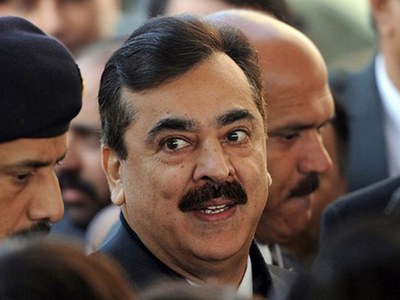 ECP rejects PTI's plea seeking stay on Yousuf Raza Gilani's victory notification