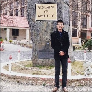 Pakistani student Umair Masood wins 'Young Scientist Award 2021'