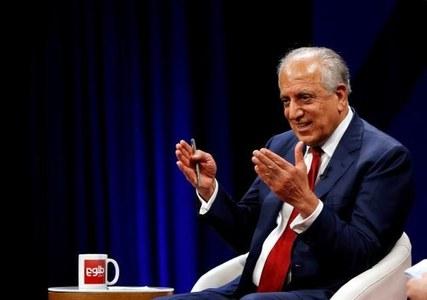 "Ambassador Khalilzad visits Pakistan, stresses the need to ""accelerate"" Afghan peace process"