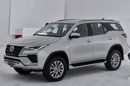 Get ready for 'Fortuner 2021'