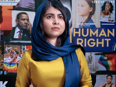 Malala signs Apple TV deal