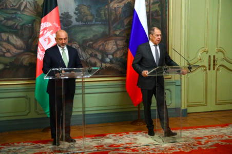 Russia to host Afghanistan meet 'to advance inter-Afghan talks'