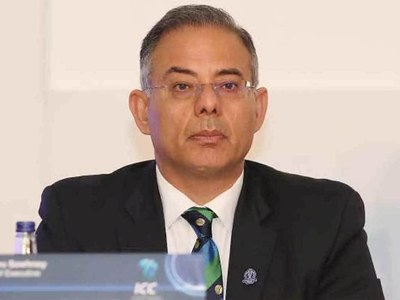 International cricket chief Sawhney on forced 'leave' after inquiry