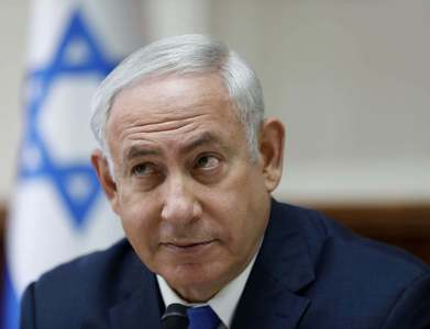 Netanyahu to make first official trip to UAE today