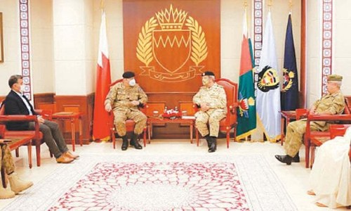 Gen. Bajwa, ISI Chief participated in Bahrain talks on the Afghanistan issue